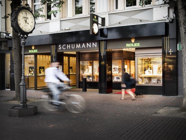 Juwelier SChumann in Bonn Bad Godesberg - Goldschmiede Atelier und Uhrmacherwerkstatt